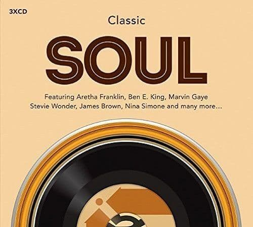 Various<br>Classic Soul<br>3CD, Comp